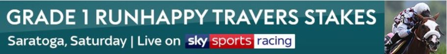 Travers on Sky Sports Racing